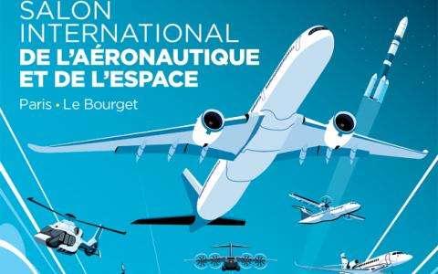 Salon Internationale de l'aéronautique et de l'espace