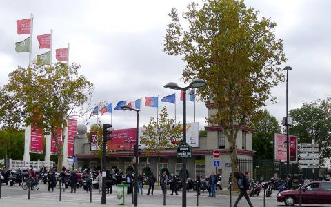 Le Parc des Expos Porte de Versailles