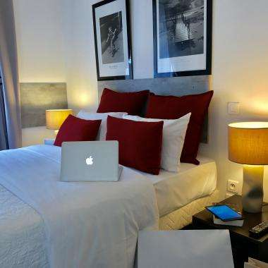 Hotel Clairefontaine - Chambre Double Confort
