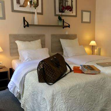 Hotel Clairefontaine - Chambre Twin