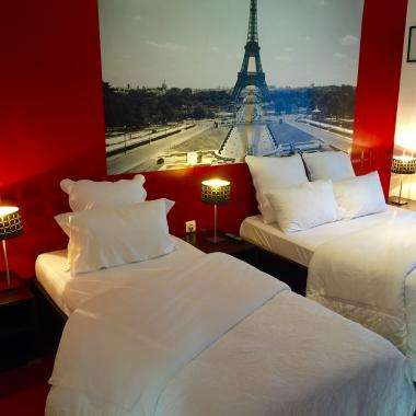 Hotel Clairefontaine - Triple Room