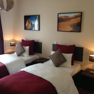 Hotel Clairefontaine - Twin Room